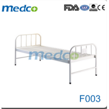 F003 Hill rom low price flat hospital beds for sale