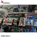 Linha de produtos de máquinas de extrusão de perfis tubulares LED para PC
