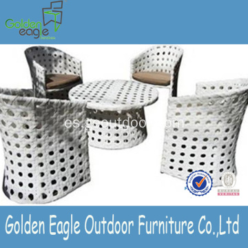 Rattan Dining Set Modern Furniture