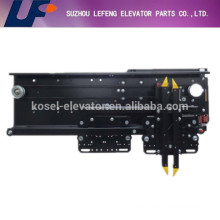 Selcom type VVVF side opening two panel elevator lift car door operator, Selcom lift car door operator