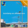 novo YANGZHOU chegou economia de energia solar luz de rua / luz de rua suporte