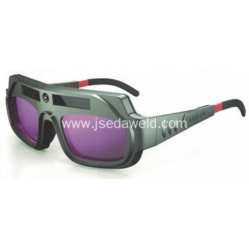 TX-012S Solar automatic dimming glasses