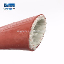 high temperature flexible rubber hose protector fire sleeve