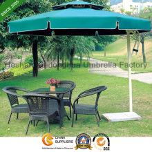 2.5m Aluminium Outdoor Patio Cantilever Umbrella for Garden (CAN-0025A)