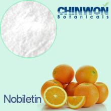 3. Zitrusfrucht Gesundheit für Gedächtnisstörungen Nobiletin 90%