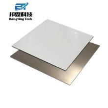 """12 """"x 12"""" Doppelseitige Metallplatte Eloxiertes Aluminiumblech"""