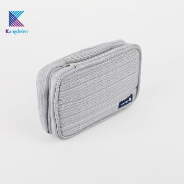 Storage Canvas White Travel Bag
