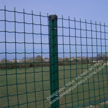 Forti Fence Panel Green Powder Coating