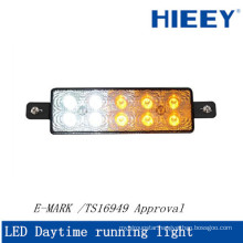 LED auto daytime running light for truck and trailer E-MARK trailer day running light