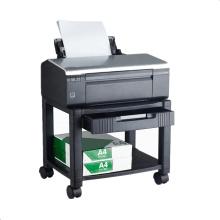 Support d'imprimante de bureau 2 niveaux Support de machine de chariot