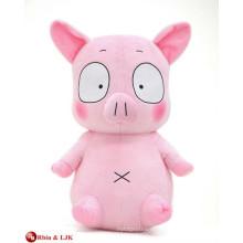 EN71&ASTM standard ,Pink stuffed toy pig