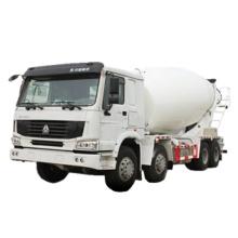 New High Quality 8*4 Concrete Truck Mixer Price 10cbm Low Sale