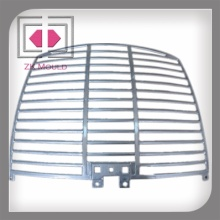 Antenne micro-ondes en aluminium paraboloïde à surface réfléchissante