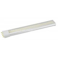 Long Life span más de 700lm 7W 2g11 tubo de luz LED