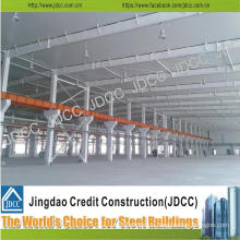 High Quality Wide Span Galvanization Light Steel Structure Warehouse