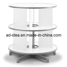 Round Display Stand/Three Tiers Display Banner/Advertising Stand