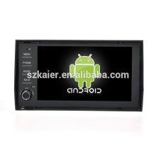 Octa core! Android 8.0 voiture dvd pour SKODA KODIAK avec écran capacitif de 9 pouces / GPS / lien miroir / DVR / TPMS / OBD2 / WIFI / 4G