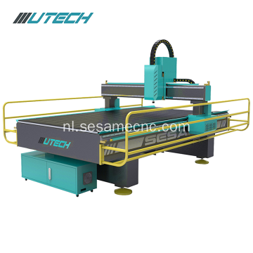 Plastic Cutting Equipment Machinery Router 1325 CNC