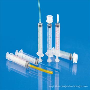 Jeringa oral de plástico con CE, ISO