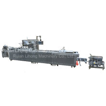 Frozen Meat Continuous Stretch Vacuum Packing Machine