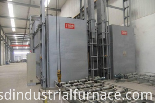 Vertical Pit Aging Furnace