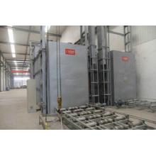 Preço de forno de envelhecimento de perfil de alumínio