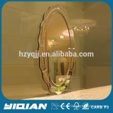 Fashion Design Wall-mounted Round Shape Venetian Mirror