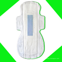 Private Label Maxi Anion Pad mit super weicher Baumwolle aus Damenbinden