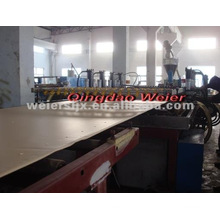WPC board production line