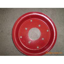 400-8 Tyre Rim of Wheel Barrow