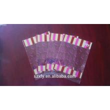 Напечатанный пакет пластиковой упаковки сумка сумка для упаковки