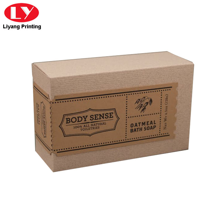 Soap Paper Packaging