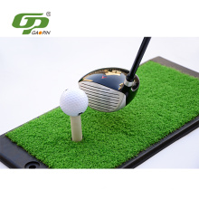 Equipo de mini golf / estera de golpeo de golf proveedor / práctica de golf
