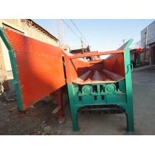 Locomotora de troncos / Peladora de madera / Máquina de madera para cortar leña
