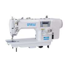 QS-9600-D4 computer Single Needle Direct-drive Auto Trimmer auto foot lifter high speed Lockstitch Industrial Sewing Machine