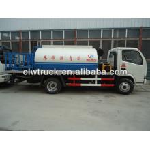 4 distribuidor de asfalto CBM, distribuidor de asfalto móvil, 4000L camión de distribución de asfalto, vehículo de aspersión de betún, distribuidor de asfalto,