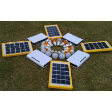 Solar Batterie USB Ladegerät System