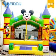 Popular Mini Bounce Saltar Castle Bouncer Inflável Bouncy Castle