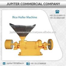 Легкое обслуживание машина риса huller с длительным сроком службы