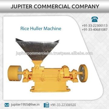 Easy Maintenance Rice Huller Machine avec longue durée de durabilité