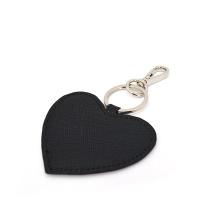 Benutzerdefinierte Logo personalisierte Promotion Leder Schlüsselanhänger