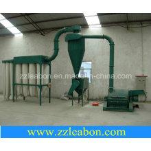 China polvo de madera que hace precio de la máquina