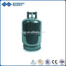 13L LPG Gasflasche 6kg Nahtlose Stahlflasche