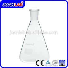 JOAN LAB 500ml Glass Erlenmeyer Frasco con Fabricación de Juntas Estándar