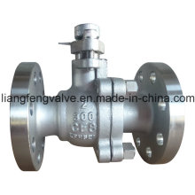 Stainless Steel Ball Valve RF 300lb (Q41F)