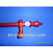 decorative wood finials,wholesale goods packing,pipes forms double curtains