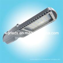 Модный светодиодный уличный фонарь 55W с гарантией на три года