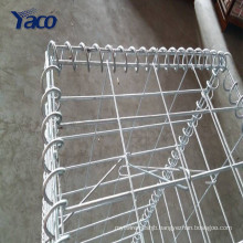 China supplier stair type homemade gabion baskets free sample