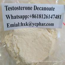 Test Deca Testosterone Decanoate Steroid Powder CAS 5721-91-5 Gain Muscle Ban