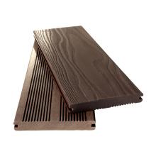 Plate-forme de départ de piscine en plastique composite de bois de WPC